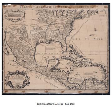 Map Of North America For 4th Grade.European Exploration Mr Baiter S 4th Grade Class